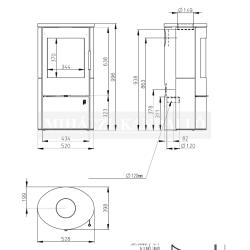 Pontec PondoMax Eco 3500 szűrő és vízfolyásszivattyú