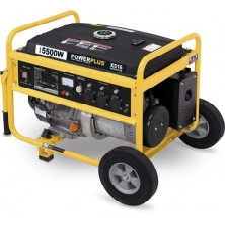 PowerPlus áramfejlesztő generátor POWX516 5500W