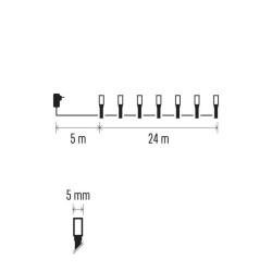 ZOTTEL Úszófedeles INOX bortartály 1csappal 300l